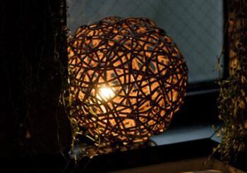 アジアン照明